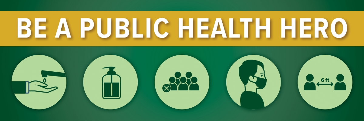 Be a Public Health Hero